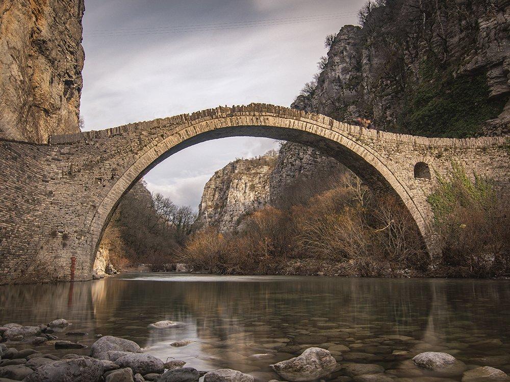 Central Zagori – Stone Bridges